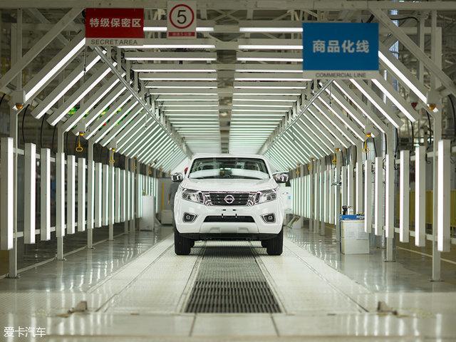 郑州日产工厂实拍