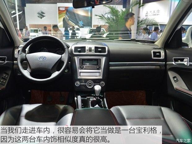 华泰汽车 圣达菲7 2017款 2.0L 手动小康型