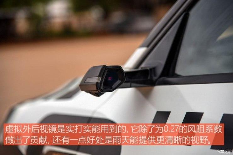 奥迪(进口) 奥迪e-tron 2018款 Prototype
