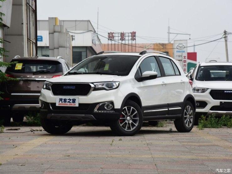 长城汽车 哈弗H1 2017款 蓝标 1.5L AMT尊贵型