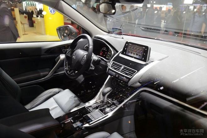 三菱Eclipse Cross或国产 全新轿跑型SUV