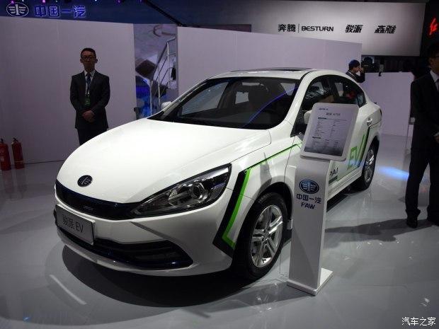 天津一汽 骏派A70E 2016款 基本型