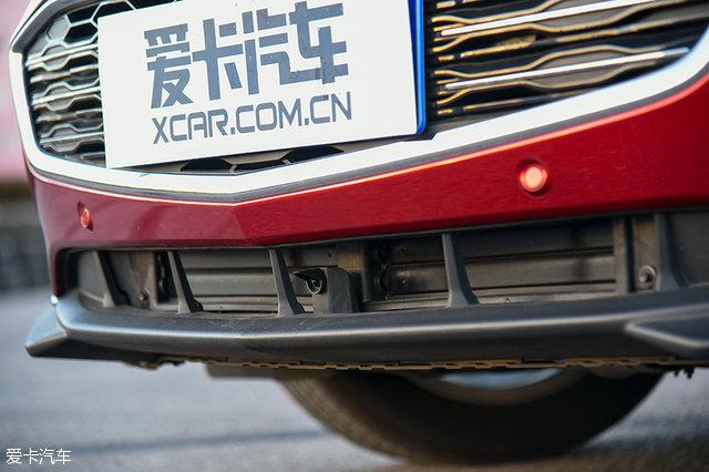评测雪佛兰迈锐宝XL全混动车型