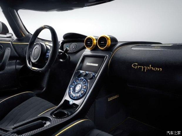 科尼赛克 Agera 2017款 Agera RS Gryphon
