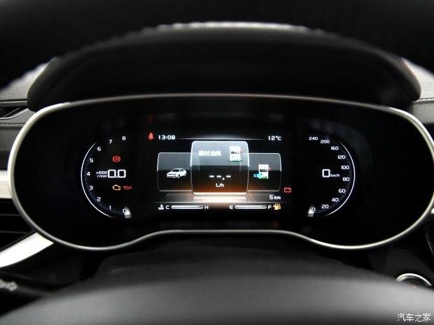 吉利汽车 帝豪 2018款 1.5L 手动向上互联版