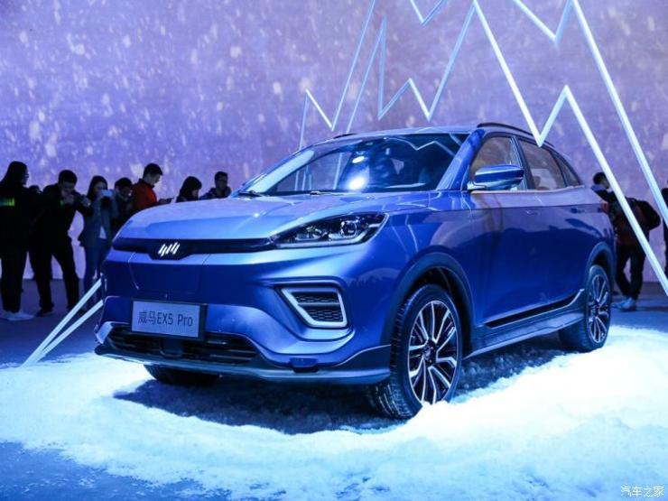 威马汽车 威马EX5 2019款 EX5 Pro 智行2.0 500