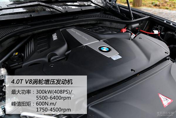 天生任性 试驾全新一代宝马X6 xDrive50i
