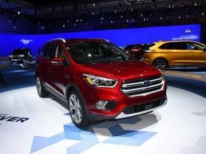福特(进口) Kuga 2016款 基本型