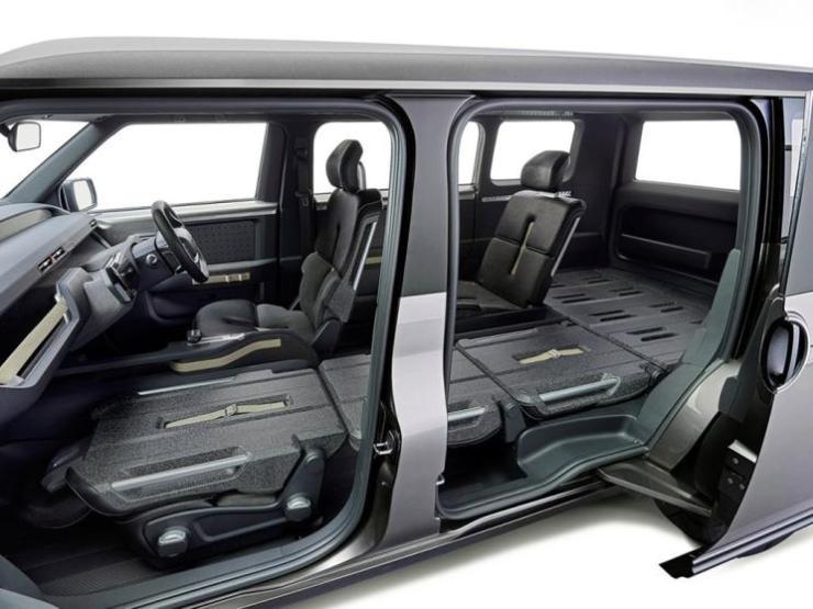 丰田(进口) Tj Cruiser 2018款 Concept