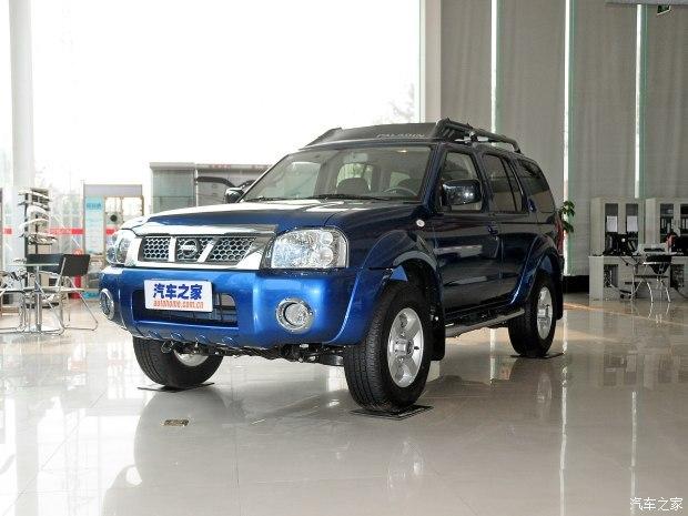郑州日产 帕拉丁 2013款 2.4L 四驱豪华型 国V