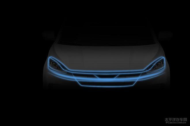 曝威马首款量产车预告图 2018年正式亮相
