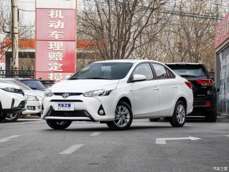 广汽丰田 YARiS L 致享 2019款 1.5G CVT炫动天窗版 国VI