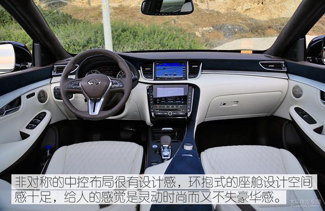 全面革新 海外试驾全新一代英菲尼迪QX50