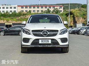 奔驰(进口)2017款奔驰GLE 轿跑SUV
