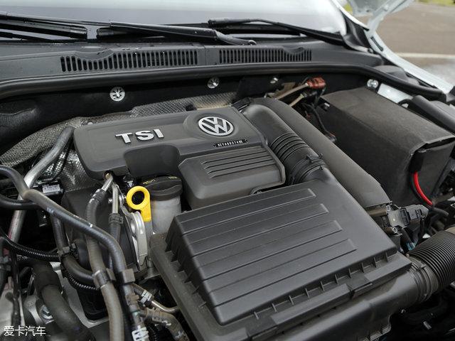 一汽-大众新款速腾1.2T上市