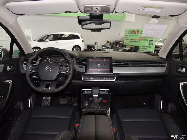 东风雪铁龙 雪铁龙C5 2017款 350THP 自动豪华型