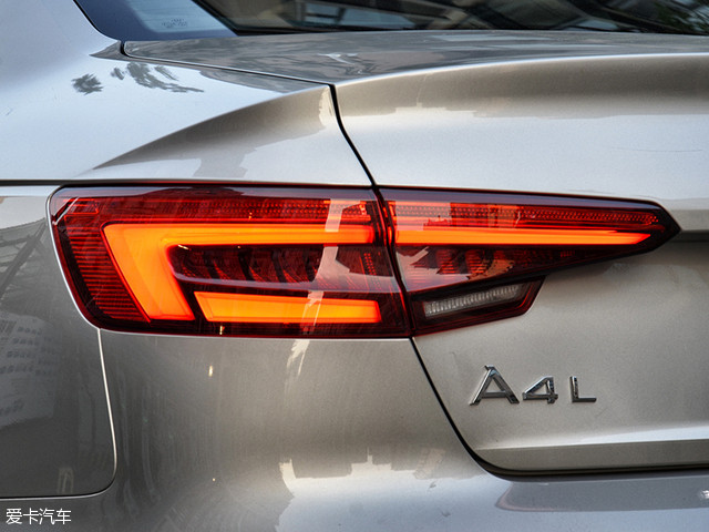全新一汽大众奥迪A4L