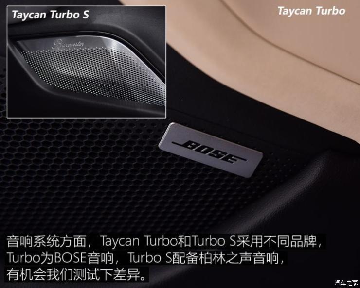 保时捷 Taycan 2019款 Turbo S