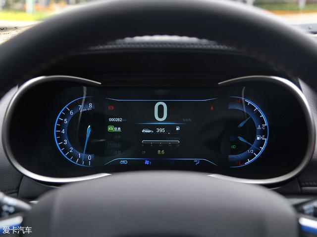 2018款凯翼X3;凯翼X3;凯翼X3试驾评测