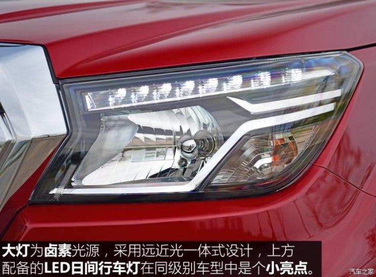 郑州日产 锐骐6 2019款 2.5T自动四驱柴油豪华型ZD25T5