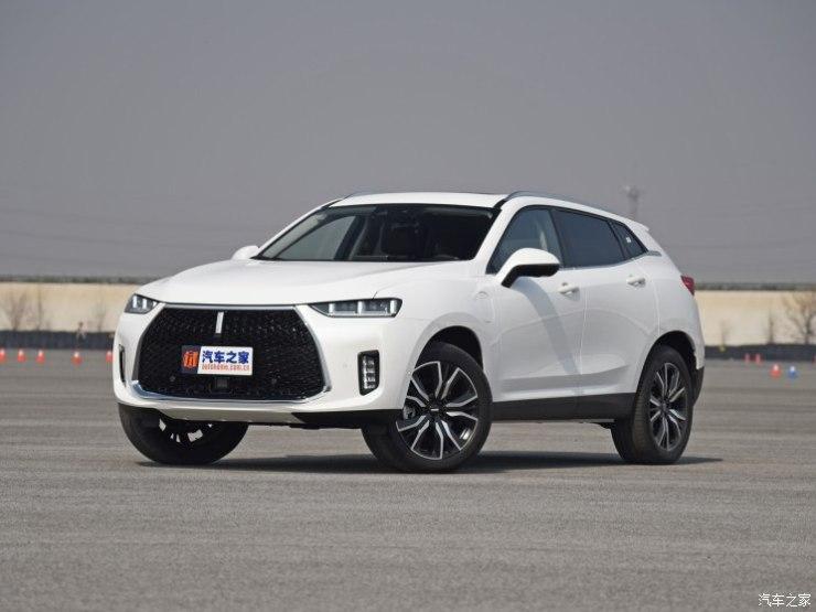 长城汽车 WEY P8 2018款 2.0T 尊享型