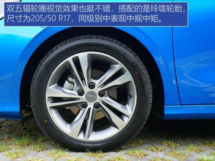 吉利汽车 缤瑞 2018款 200T DCT缤耀版