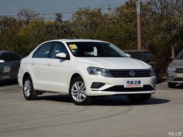 一汽-大众 捷达 2017款 1.5L 自动低配