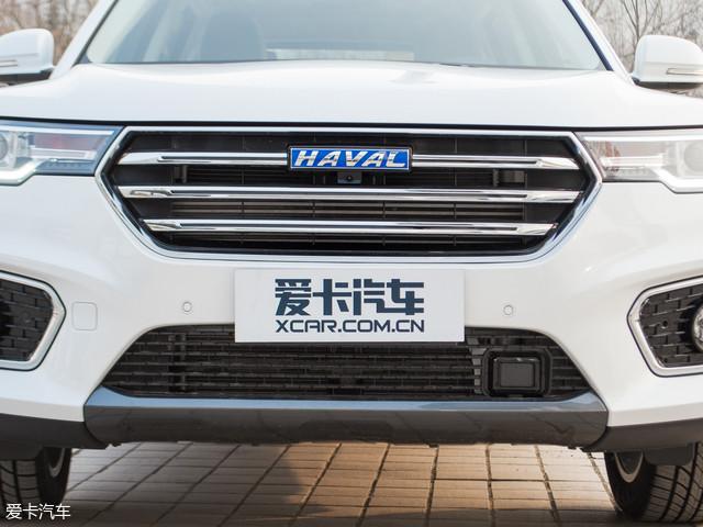 哈弗汽车2018款哈弗H7