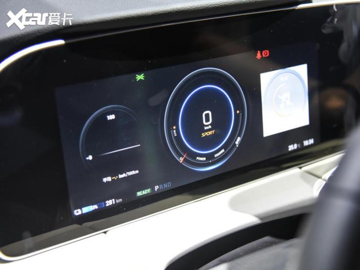 广汽新能源2019款AION LX