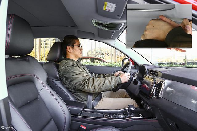 四款紧凑级SUV对比