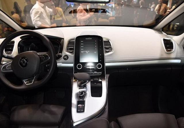 采用进口方式销售 雷诺Espace广州车展上市