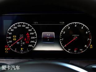 北京奔驰2018款奔驰E级