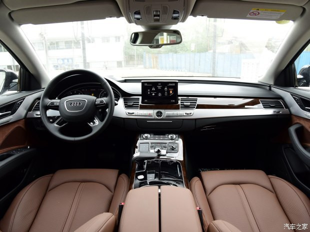 奥迪(进口) 奥迪A8 2016款 A8L 50 TFSI quattro豪华型