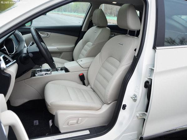 今年回家倍有面 三款中国品牌高颜值SUV推荐-图9