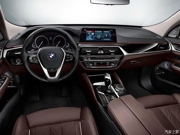 宝马(进口) 宝马6系GT 2017款 530d xDrive