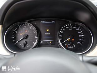 东风日产2017款奇骏