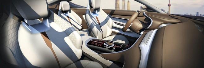 MG发布史上最美丽概念车E-Motion
