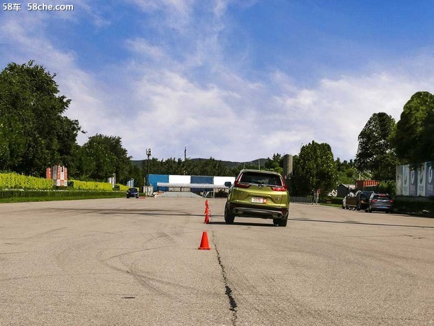 这样的才叫全能!本田CR-V单车性能测试