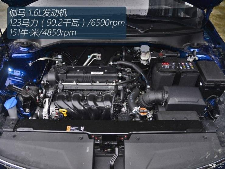 东风悦达起亚 起亚K2 2017款  三厢 1.6L AT Premium