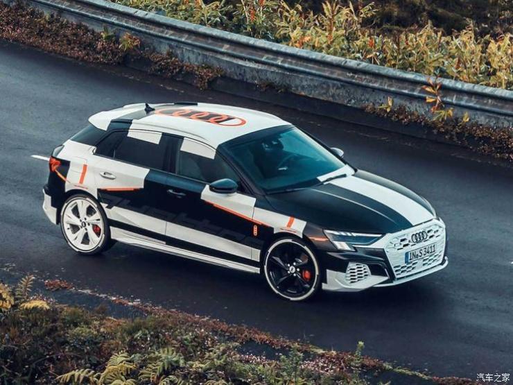 奥迪(进口) 奥迪S3 2020款 S3 Sportback