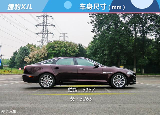 4款D级豪华轿车对比