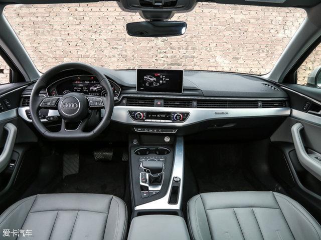 一汽-大众奥迪2017款奥迪A4L