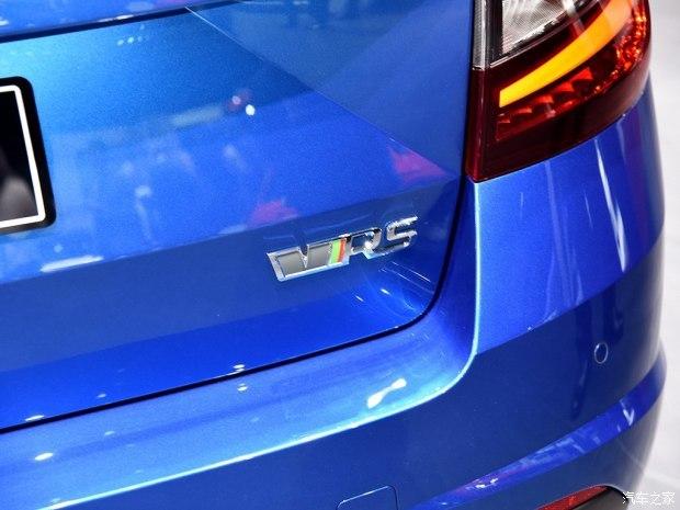 斯柯达(进口) 明锐(进口) 2017款 RS Combi