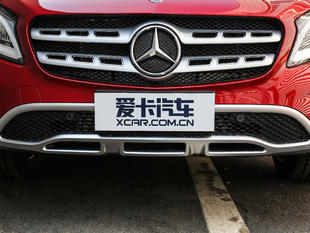 北京奔驰2017款奔驰GLA级