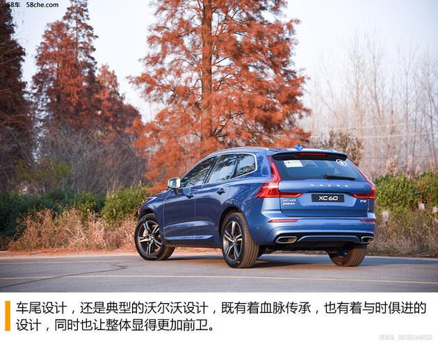 新沃尔沃XC60上市 四款豪华中型SUV推荐