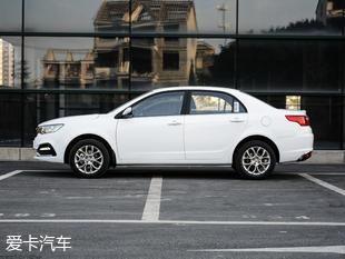 吉利汽车2018款远景