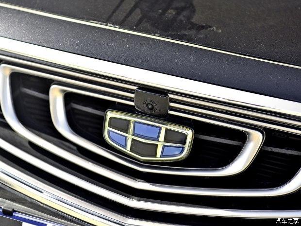 吉利汽车 博瑞 2017款 1.8T 旗舰4G版