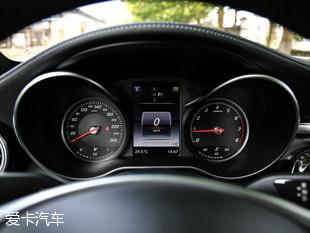 奔驰(进口)2016款奔驰C级Coupe