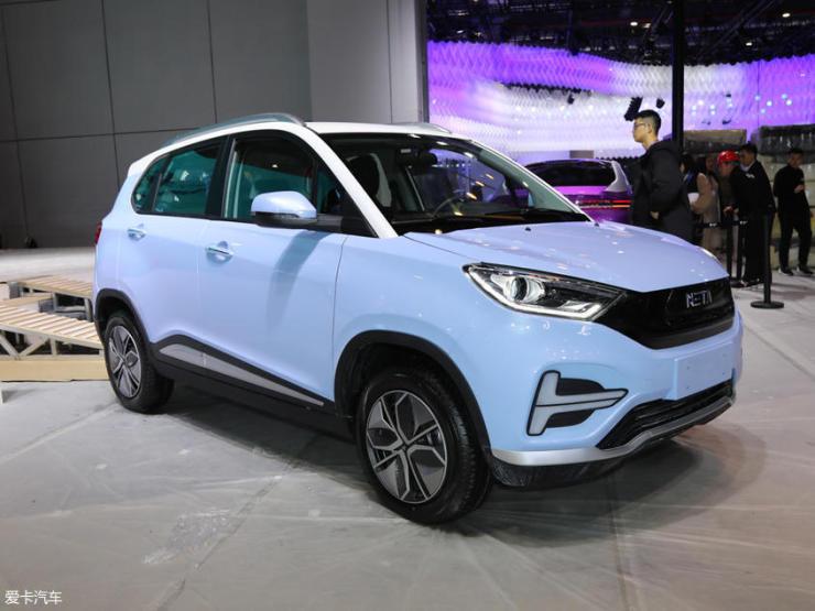 合众汽车2020款哪吒N01