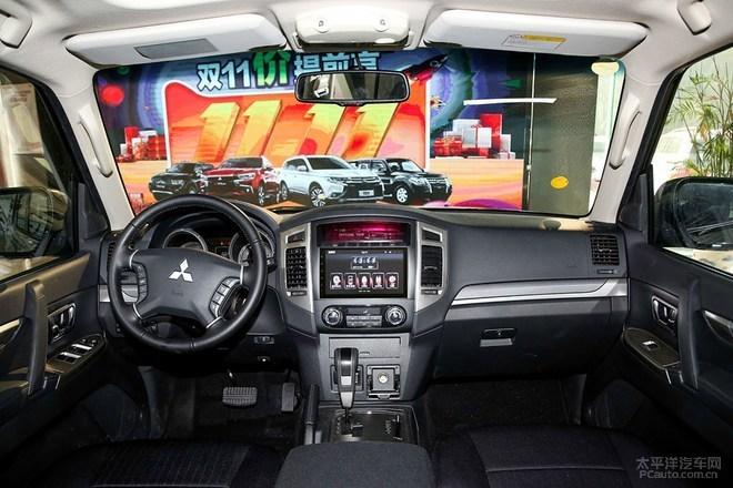 售37.98万元 帕杰罗3.0L自动舒适版上市